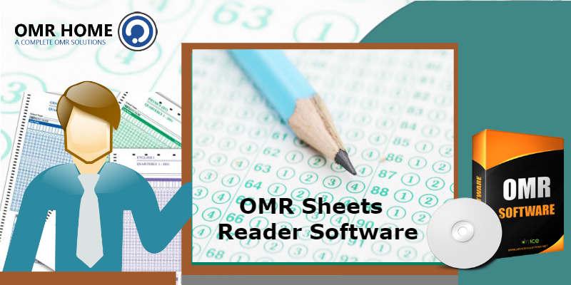 omr sheets reader software