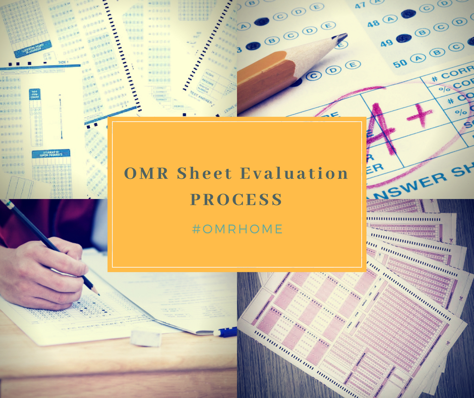 OMR Sheet Evaluation Process