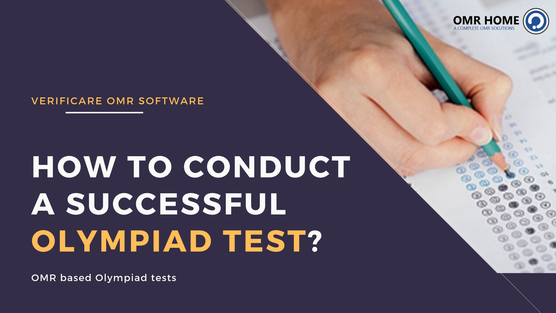 How to conduct a successful Olympiad test