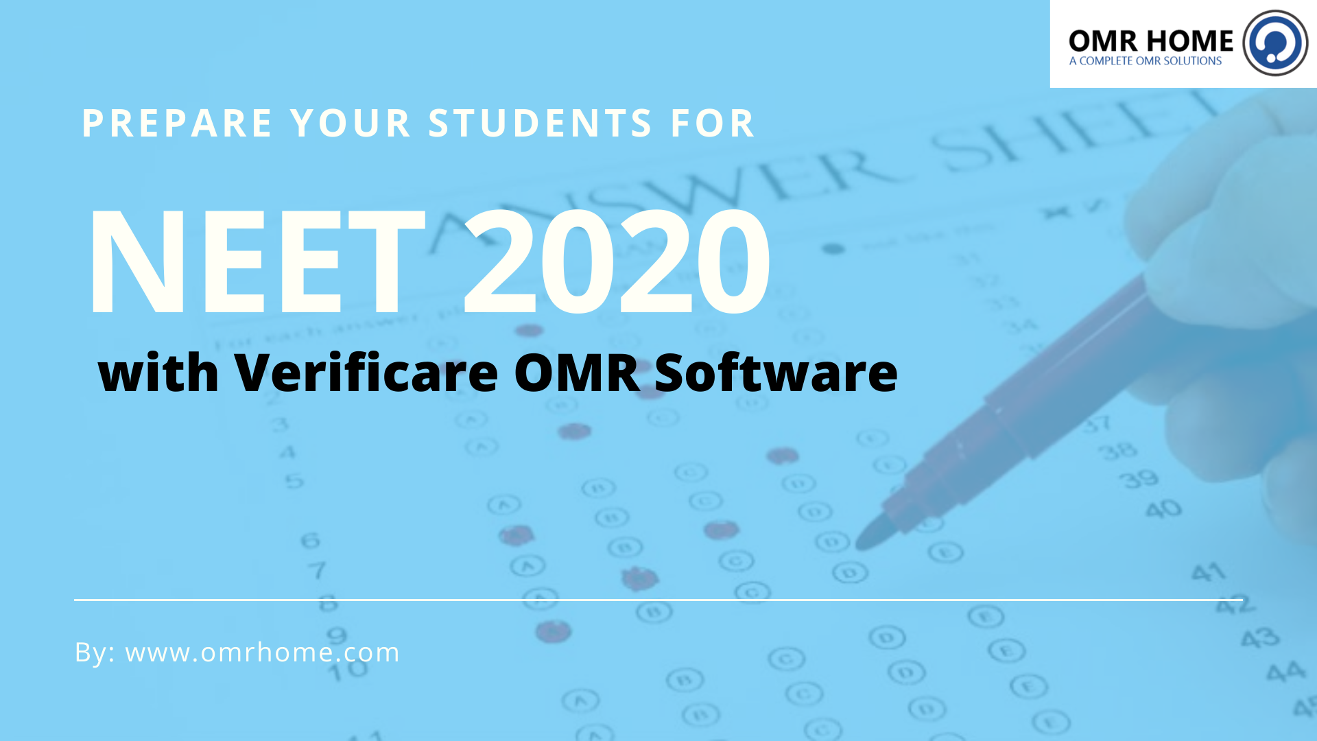 Conduct OMR Based NEET Mock Test