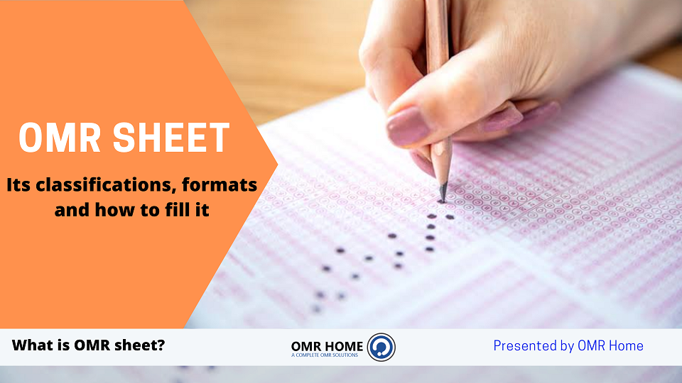 what is omr sheet
